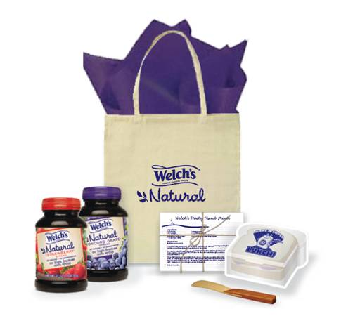 Welches Natural Recipe Kit