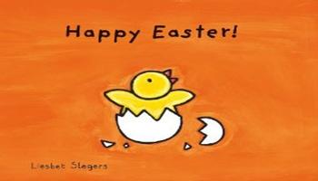 Book Review | Happy Easter by Liesbet Slegers