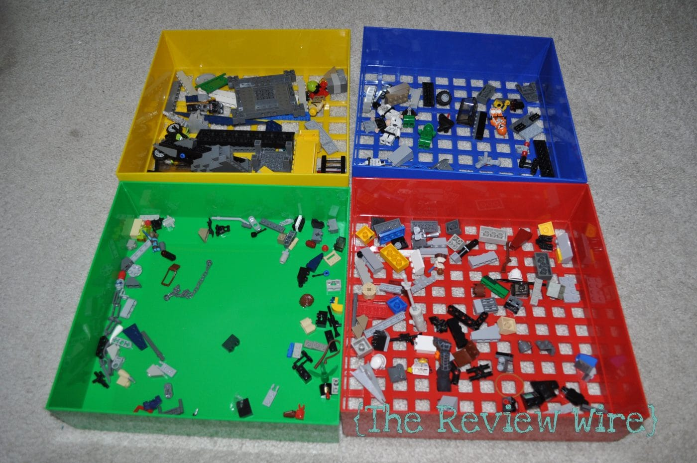 The Review Wire: BOX4BLOX Review