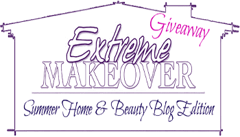 Extreme Makeover {RV $150}: Summer Home and Beauty Blog Edition