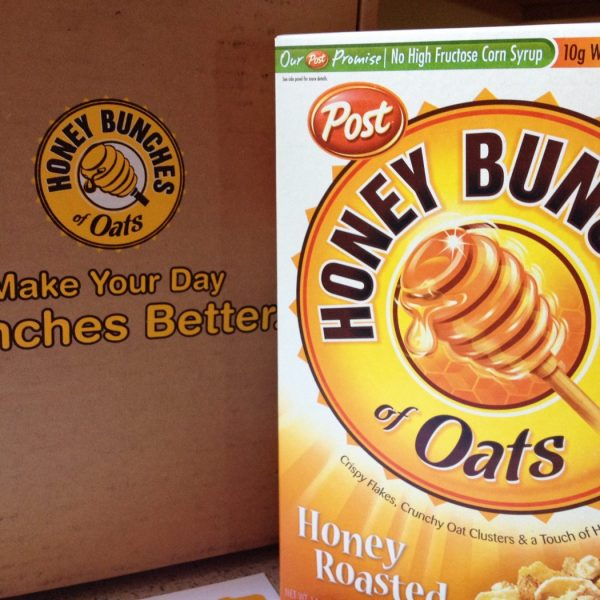 Honey Bunches of Oats Review