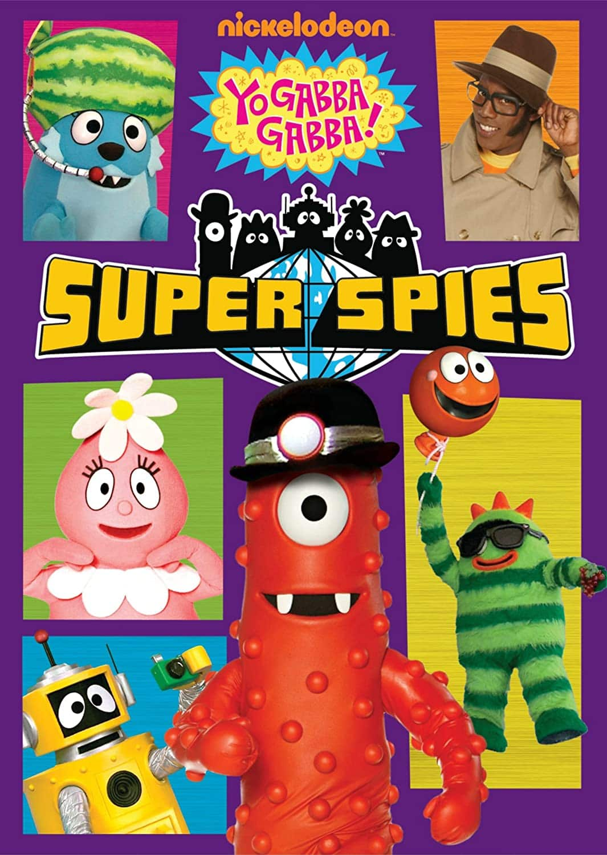 Yo Gabba Gabba: Super Spies DVD