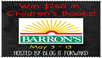 Win $260 in Children's Books from Barrons!