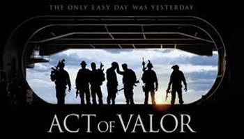 Act of Valor DVD Review