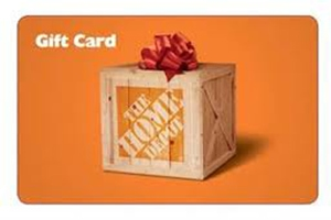 $25 Home Depot Gift Card Flash Giveaway | Ends 5/24