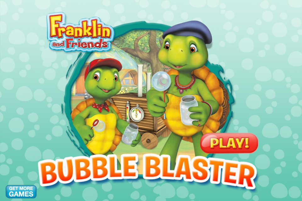 Franklin's Bubble Blaster iPhone App Review