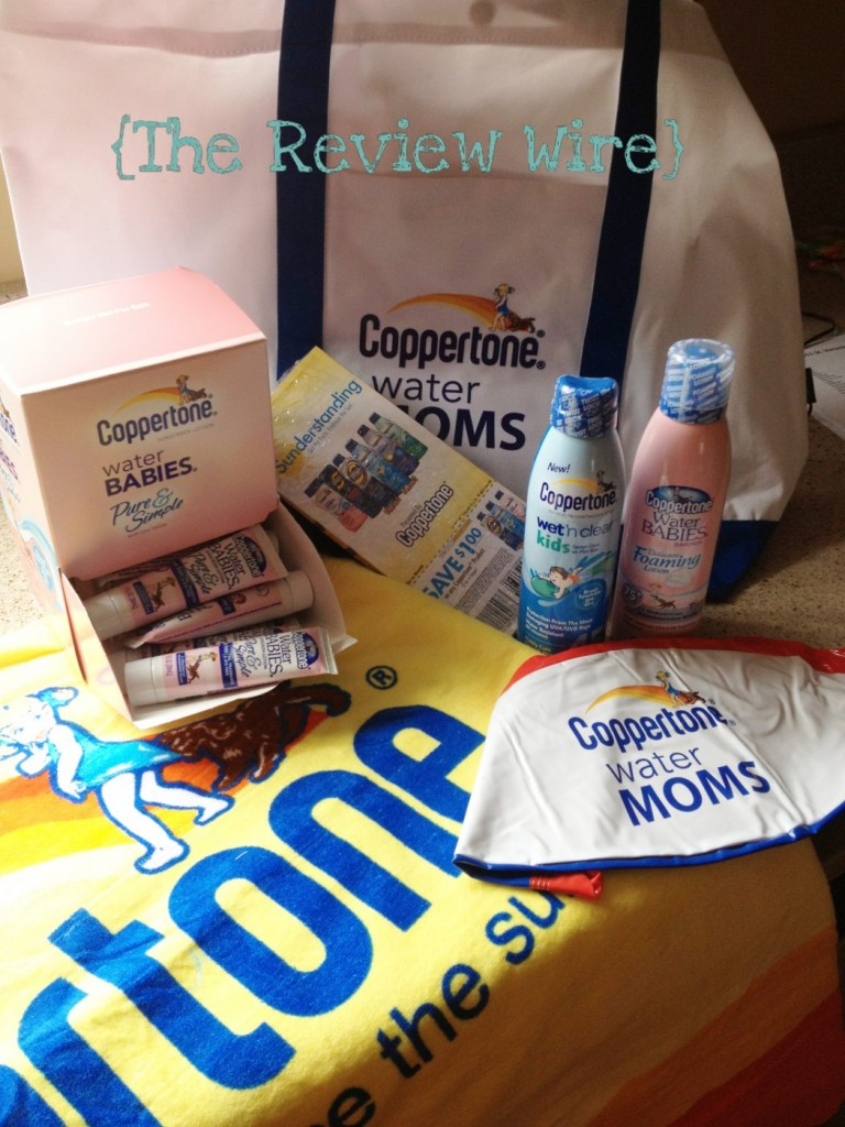 Coppertone Water Moms