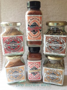 Knox Spice Co. Dry Rub Review