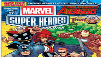 Marvel Super Heroes Magazine