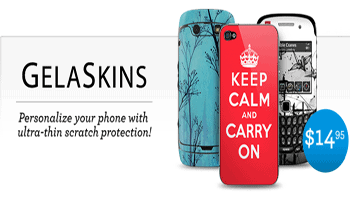 Review | GelaSkins: Cases and Skins for Phones