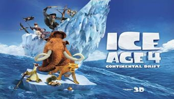 From ICE AGE 4: CONTINENTAL DRIFT