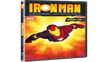 Iron Man: Armored Adventures Season 2, Volume 1 DVD