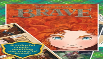 Disney Digital Books: Brave Interactive Comic App Review
