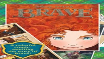 Disney Digital Books: Brave Interactive Comic App Review
