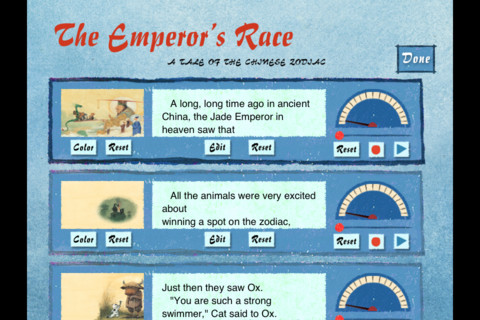 The Emperor's Race App Review