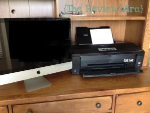 Epson Artisan 1430 Inkjet Printer