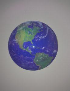 Earth In My Room & Bear Claw