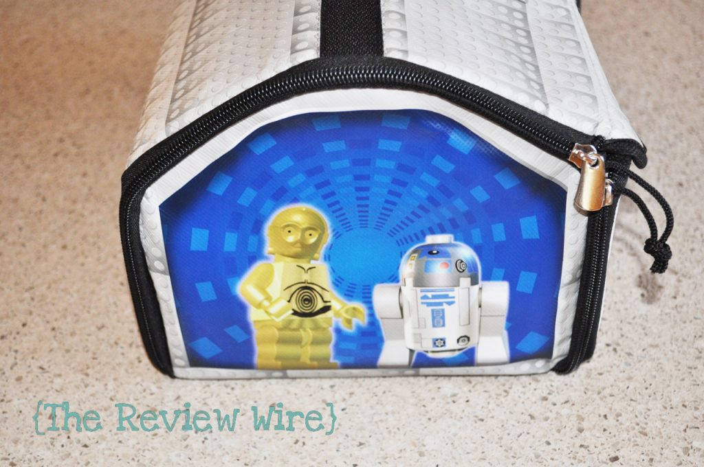 Star Wars Battle Bridge Zip Bin