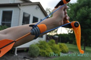 Z-Curve Bow from Zing Toys Review