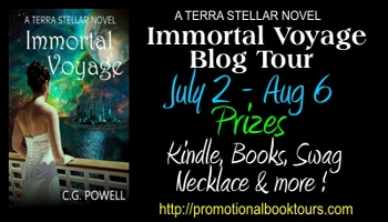 Immortal Voyage Book Tour & Giveaway | Ends 8/6