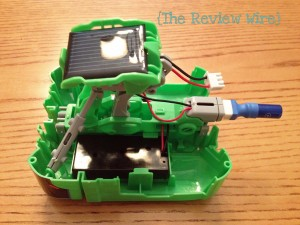 OWI 7 in 1 Rechargeable Solar Transformers Review