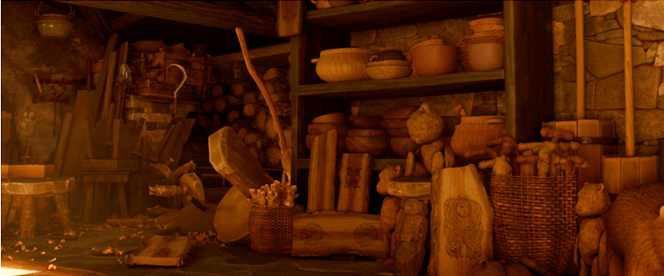 Disney/Pixar's BRAVE - Hidden Gems