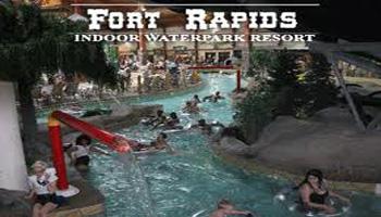 Fort Rapids Ohio Indoor Water Park & Resort