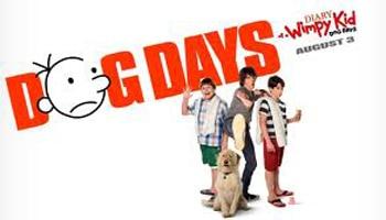 DIARY OF A WIMPY KID: DOG DAYS Trailer & Wimp Yourself | #wimpykidmovie
