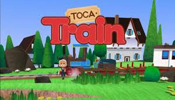 Toca Boca Toca Train App Review