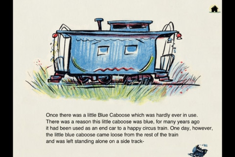 Chuggy and the Blue Caboose App Review