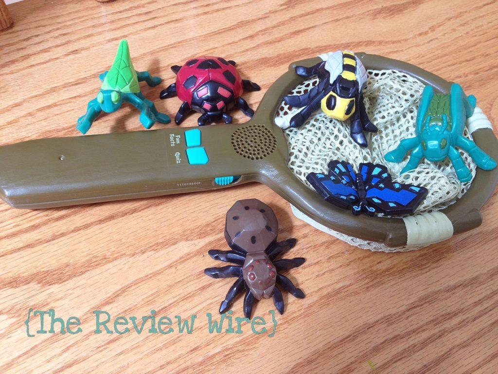 GeoSafari Jr. Talking Bug Net Review