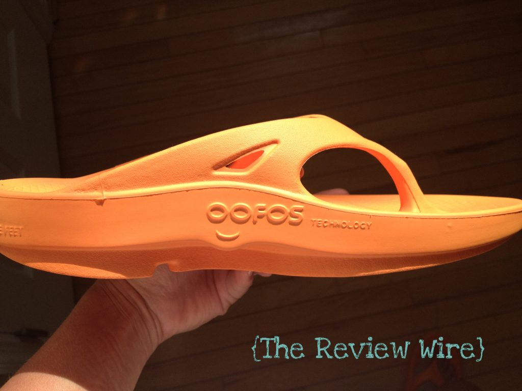 OOFOS Shoes Review
