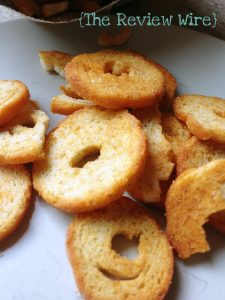New York Style Bagel Crisps Review