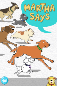 Martha Speaks Dog Party App Review