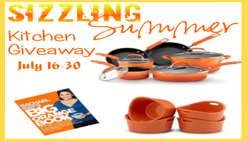 Sizzling Summer Kitchen Giveaway