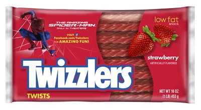 Twizzlers And The Amazing Spider Man 3