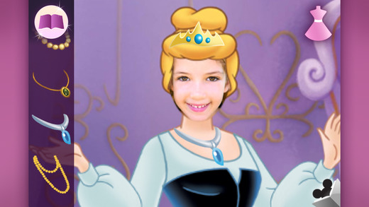 Princess Dress-Up: My Sticker Book
