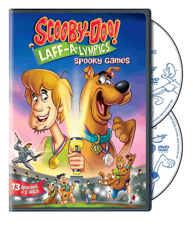Scooby-Doo Laff-A-Lympics Spooky Games