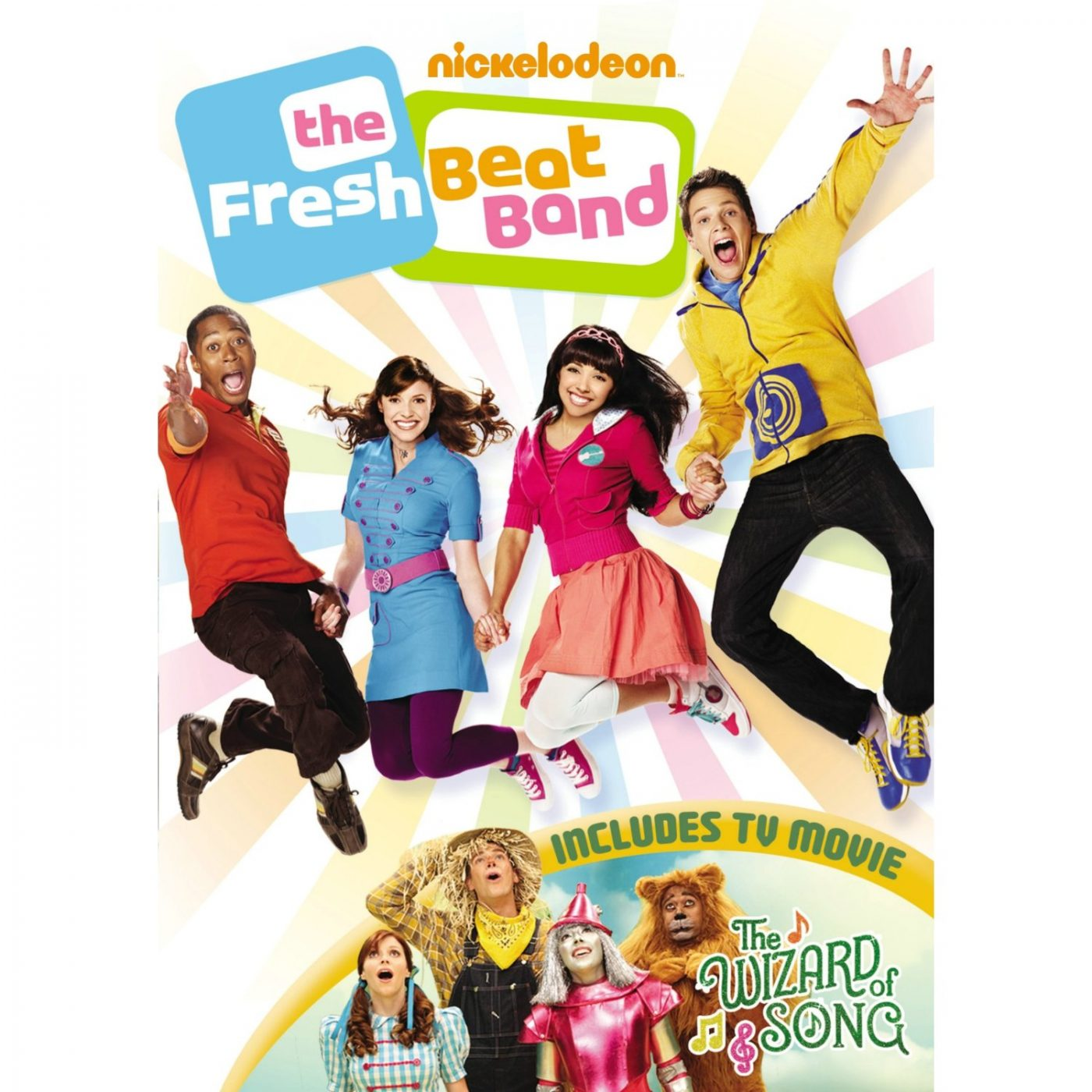 Fresh Beat Band: The Wizard of Song