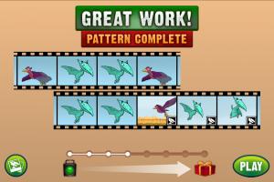 Dinosaur Train Camera Catch! By PBS KIDS