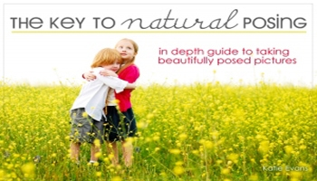 The Key to Natural Posing Guide ebook