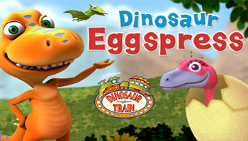 Dinosaur Train Eggspress By PBS KIDS