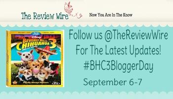 #BCH3BloggerDay