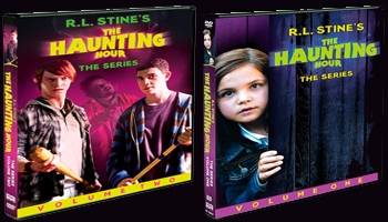 R.L. STINE'S THE HAUNTING HOUR: THE SERIES DVD