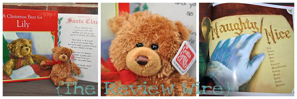 I See Me! Christmas Bear Book