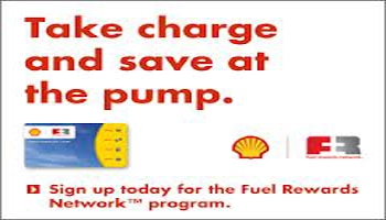 Fuel Rewards Network Program at Shell