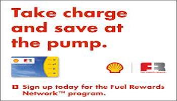 Fuel Rewards Network Program at Shell