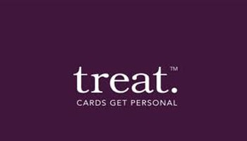 Greeting Card from Treat