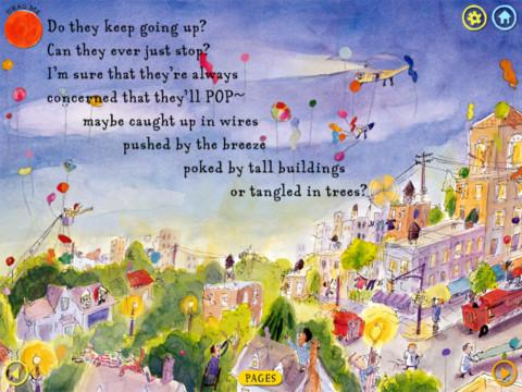 Where Do Balloons Go? An Uplifting Mystery App