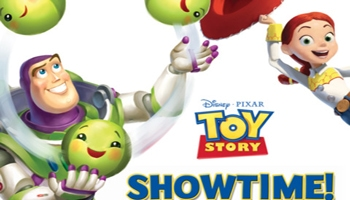 Toy Story Showtime! App